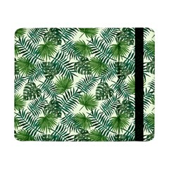 Leaves Tropical Wallpaper Foliage Samsung Galaxy Tab Pro 8 4  Flip Case by Vaneshart