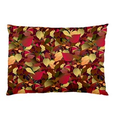 Floral Pattern Design Pillow Case by Vaneshart