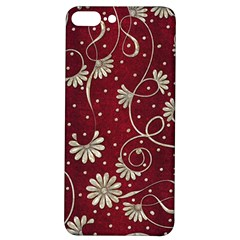 Floral Pattern Background Iphone 7/8 Plus Soft Bumper Uv Case by Vaneshart