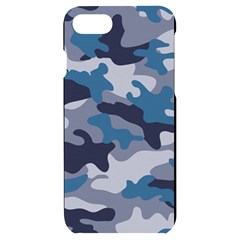 Military Seamless Pattern Iphone 7/8 Black Uv Print Case