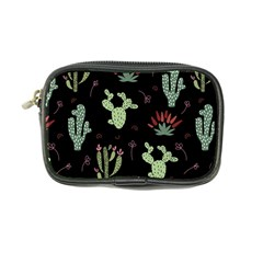 Cartoon African Cactus Seamless Pattern Coin Purse