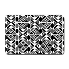 Graphic Design Decoration Abstract Seamless Pattern Small Doormat