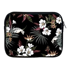 Beautiful Artistic Dark Tropical Pattern Apple Ipad 2/3/4 Zipper Cases by Vaneshart
