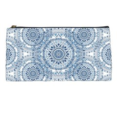 Boho Pattern Style Graphic Vector Pencil Cases by Sobalvarro