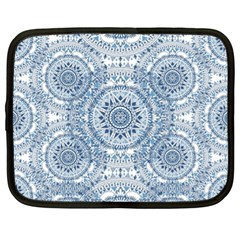 Boho Pattern Style Graphic Vector Netbook Case (xl) by Sobalvarro