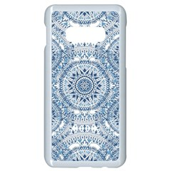 Boho Pattern Style Graphic Vector Samsung Galaxy S10e Seamless Case (white) by Sobalvarro