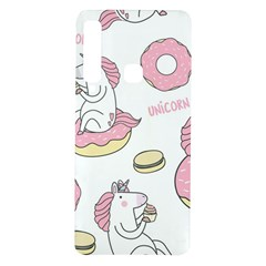 Unicorn Seamless Pattern Background Vector (1) Samsung Galaxy A9 Tpu Uv Case by Sobalvarro