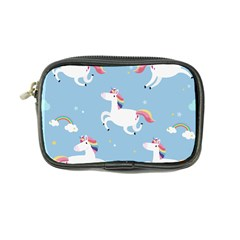 Unicorn Seamless Pattern Background Vector (2) Coin Purse by Sobalvarro