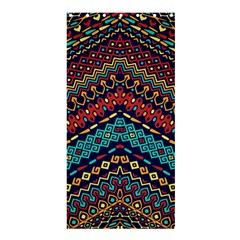 Ethnic  Shower Curtain 36  X 72  (stall)  by Sobalvarro