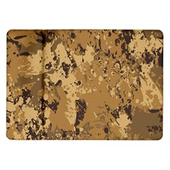 Abstract Grunge Camouflage Background Samsung Galaxy Tab 10 1  P7500 Flip Case