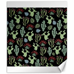 Cute Africa Seamless Pattern Canvas 8  X 10