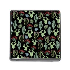 Cute Africa Seamless Pattern Memory Card Reader (square 5 Slot) by Vaneshart