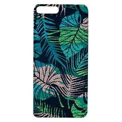 Seamless Abstract Pattern With Tropical Plants Apple Iphone 7/8 Plus Tpu Uv Case