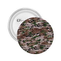 Fabric Camo Protective 2 25  Buttons