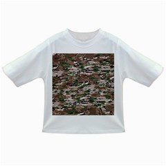 Fabric Camo Protective Infant/toddler T Shirts
