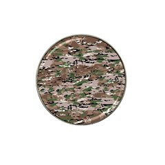 Fabric Camo Protective Hat Clip Ball Marker (10 Pack)
