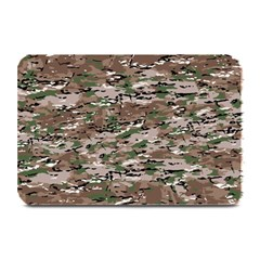 Fabric Camo Protective Plate Mats