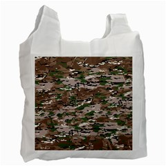 Fabric Camo Protective Recycle Bag (one Side)
