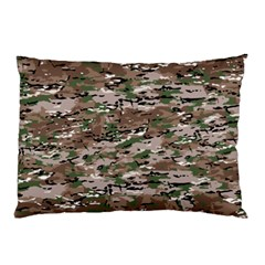 Fabric Camo Protective Pillow Case (two Sides)