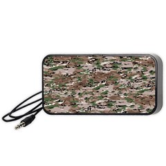 Fabric Camo Protective Portable Speaker