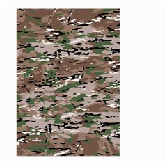 Fabric Camo Protective Large Garden Flag (two Sides)