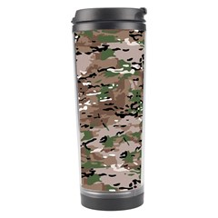 Fabric Camo Protective Travel Tumbler