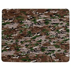 Fabric Camo Protective Jigsaw Puzzle Photo Stand (rectangular)