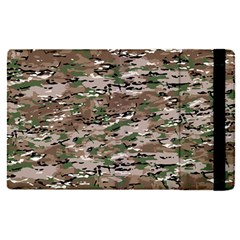 Fabric Camo Protective Apple Ipad Pro 9 7   Flip Case