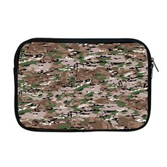 Fabric Camo Protective Apple Macbook Pro 17  Zipper Case