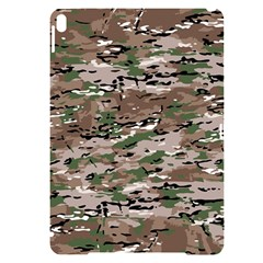 Fabric Camo Protective Apple Ipad Pro 10 5   Black Uv Print Case