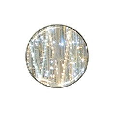 String Of Lights Christmas Festive Party Hat Clip Ball Marker (4 Pack) by yoursparklingshop