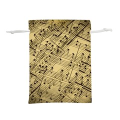 Music Nuts Sheet Lightweight Drawstring Pouch (m)