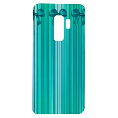 Background Bow Samsung Galaxy S9 Plus Tpu Uv Case by AnjaniArt
