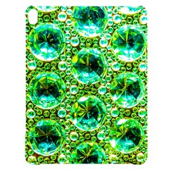 Cut Glass Beads Apple Ipad Pro 12 9   Black Uv Print Case by essentialimage
