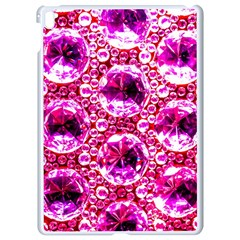 Cut Glass Beads Apple Ipad Pro 9 7   White Seamless Case by essentialimage
