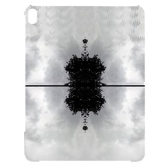 Cloud Island With A Horizon So Clear Apple Ipad Pro 12 9   Black Uv Print Case by pepitasart
