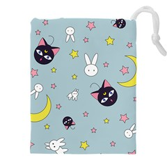 Sailor Moon Drawstring Pouch (4xl)
