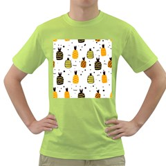 Pineapples Green T-shirt by Sobalvarro