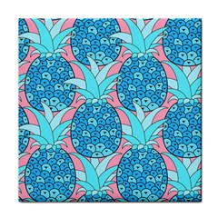 Pineapples Tile Coaster by Sobalvarro