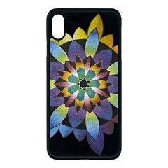 Be Authentic Iphone Xs Max Seamless Case (black)
