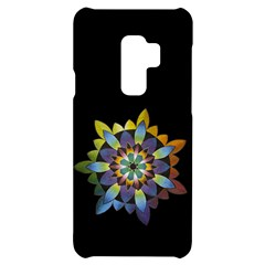 Be Authentic Samsung S9 Plus Black Uv Print Case by idjy