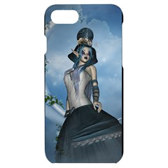 Wonderful Fantasy Women Iphone 7/8 Black Uv Print Case by FantasyWorld7