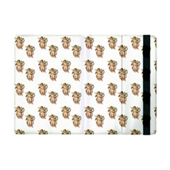 Angel Cherub White Apple Ipad Mini Flip Case by snowwhitegirl