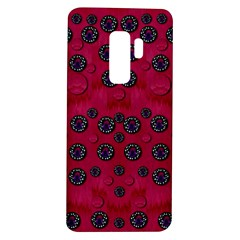 The Dark Moon Fell In Love With The Blood Moon Decorative Samsung Galaxy S9 Plus Tpu Uv Case
