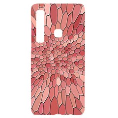 Texture Stained Glass Window Colors Samsung A9 Black Uv Print Case