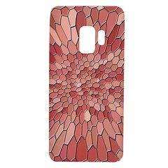 Texture Stained Glass Window Colors Samsung Galaxy S9 Tpu Uv Case