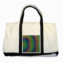 Texture Abstract Background Two Tone Tote Bag