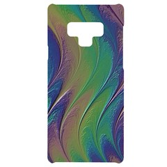 Texture Abstract Background Samsung Note 9 Black Uv Print Case