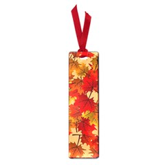 Wallpaper Background Autumn Fall Small Book Marks