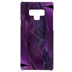 Abstract Form Pattern Texture Samsung Note 9 Black Uv Print Case